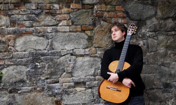 Gitarkonsert på Hellviktangen