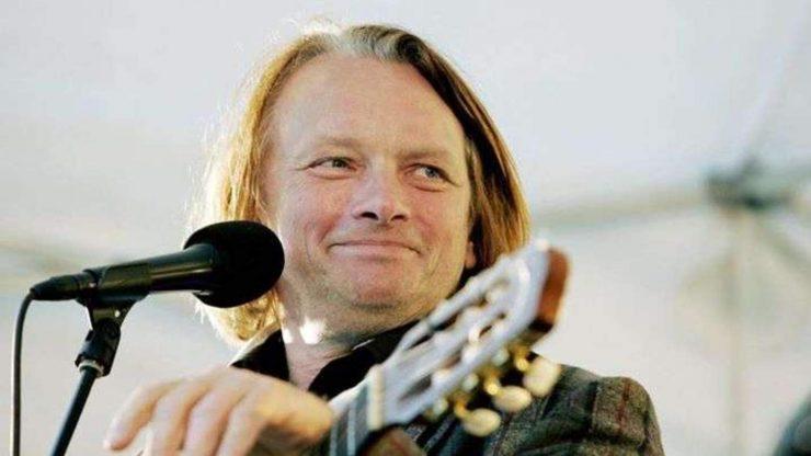 Jan Eggum i Kunstkafeen