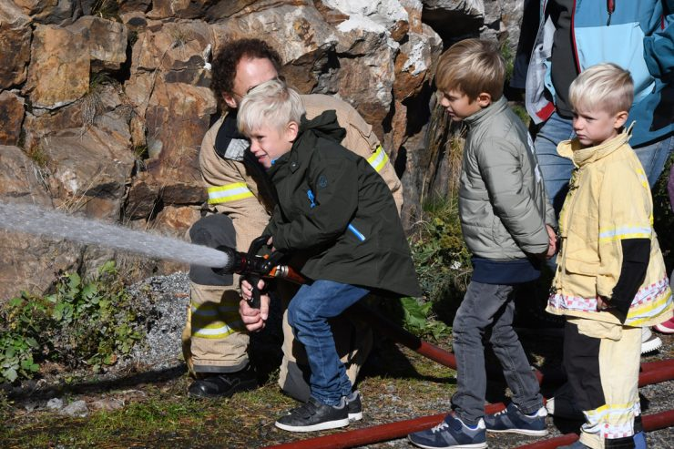 Populært med Åpen Brannstasjon