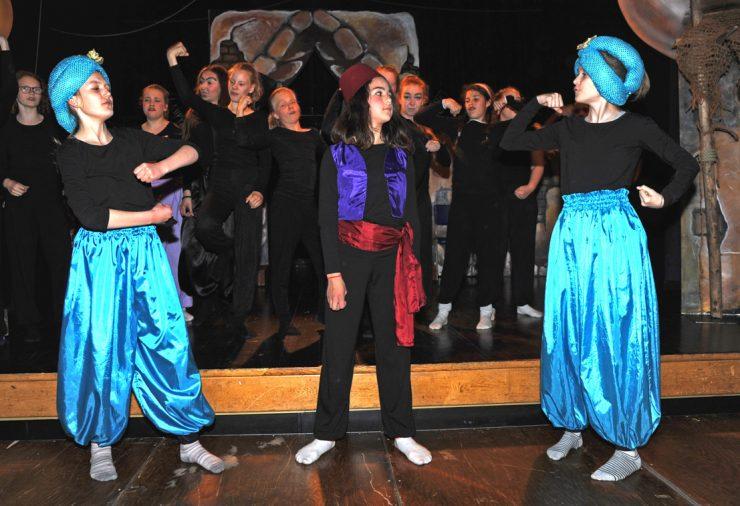 Teaterfabrikkens magiske verden