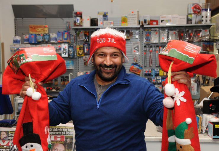 Moghal forberedt på juleinnrykk