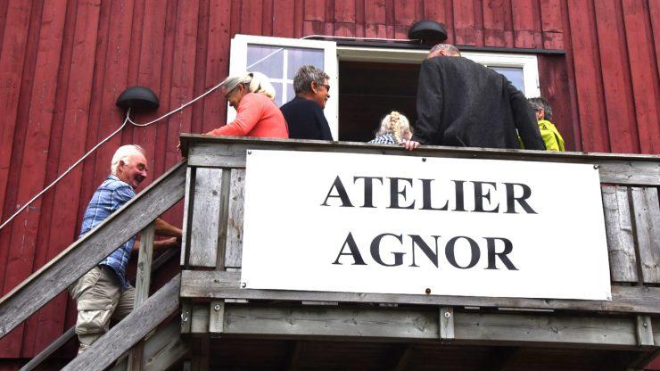 Nå åpner Atelier Agnors høstutstilling