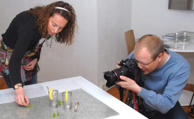Prisbelønnet fotograf til Nesodden