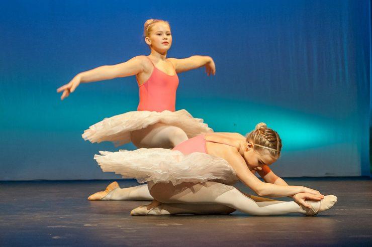 Ballettskolen med nytt semester