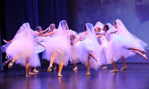 Ballettskolen innfridde fullt og helt