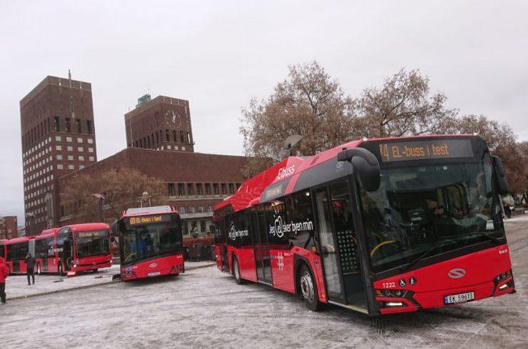 Endringer for pendlere til Oslo