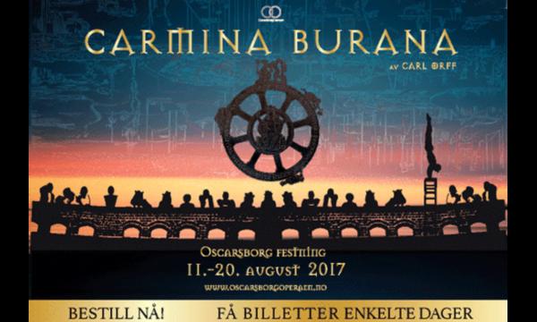 OscarsborgOperaen med Carmina Burana