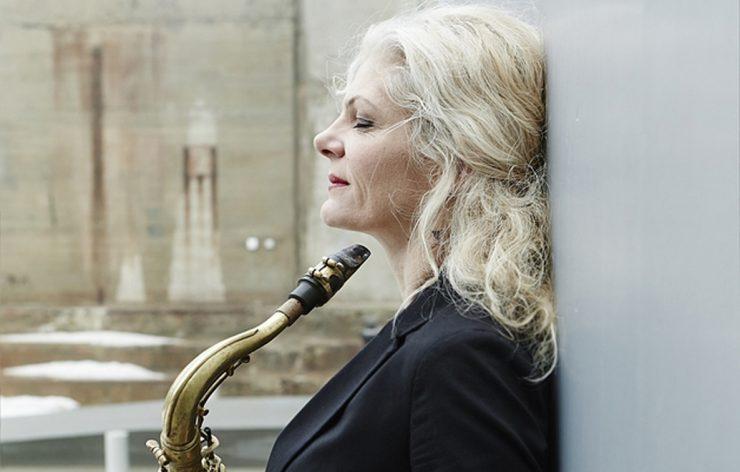 Christina Dahl på Hellviktangen