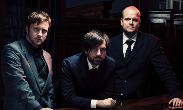 Espen Eriksens trio på Hellviktangen