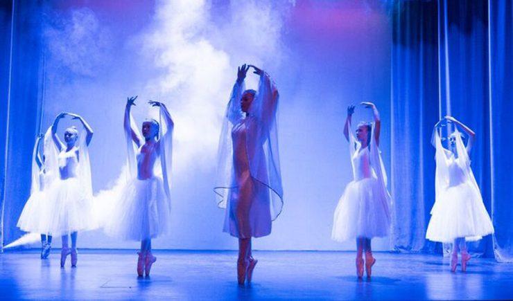 En ballettåpenbaring i vente