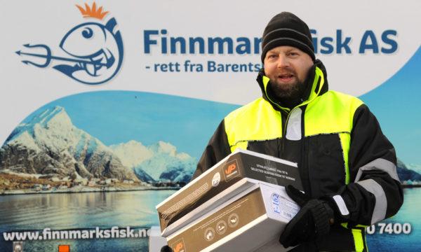 Lekre produkter fra Barentshavet