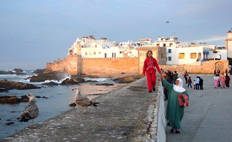 Folk og røvere i Essaouira