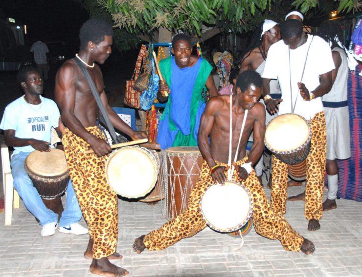 En smak av Senegal på Hellviktangen