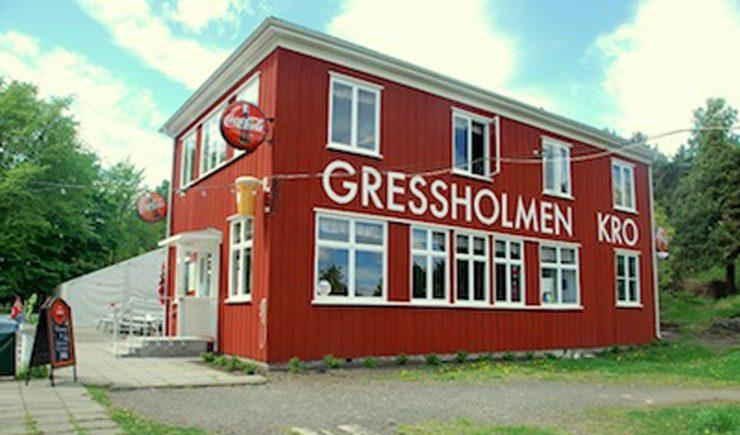 Gressholmen kro åpner igjen