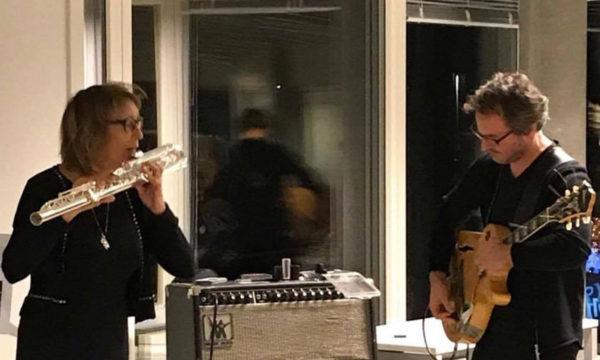 Nesodden Jazzklubb presenterer Impro!