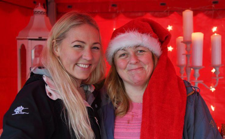 Så ble det jul på Fjellstrand