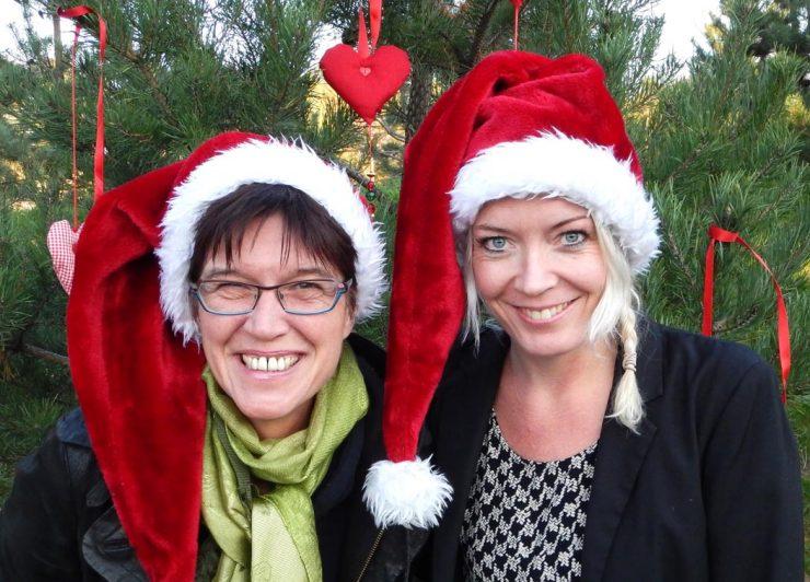 Julemarked og julegrantenning