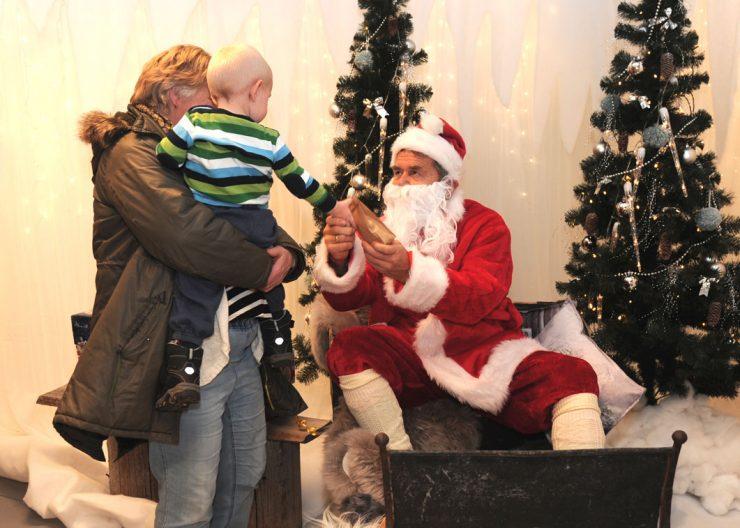 Vellykket julemarked på Tangen