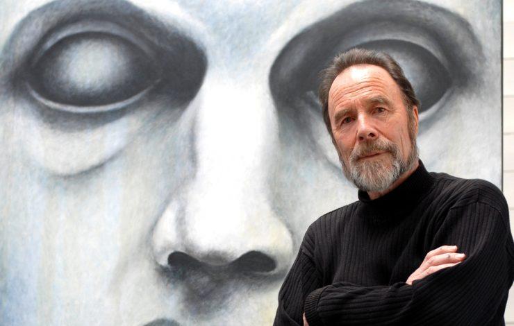 Kunstneren Per Kleiva er død
