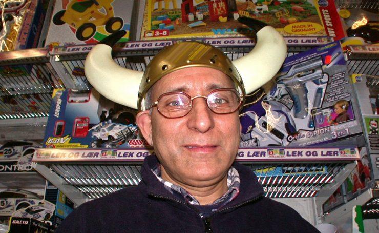 Reprisen: Mohammed Bashir Moghal