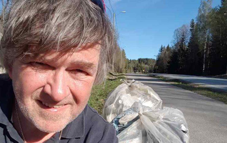 Hold Nesoddens natur søppelfri