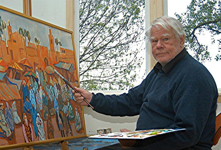 Reprisen: Kunstneren Helge Revold