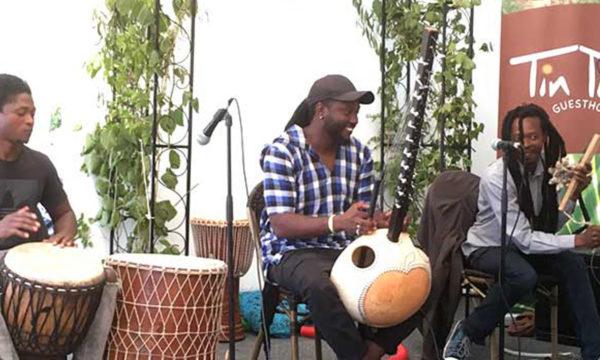 Vest-Afrika inntar Hellviktangen søndag