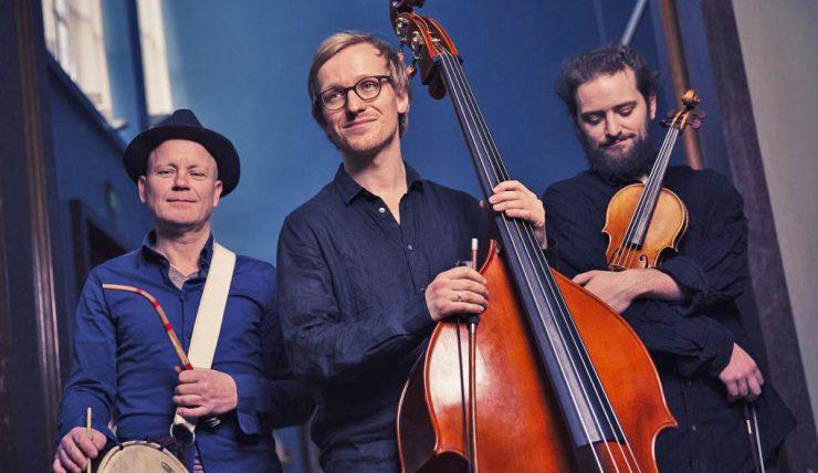 Sigurd Hole trio på Hellviktangen torsdag
