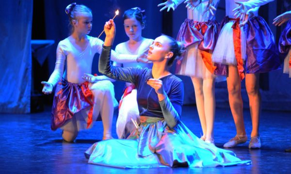 Ballettskolen innfridde igjen
