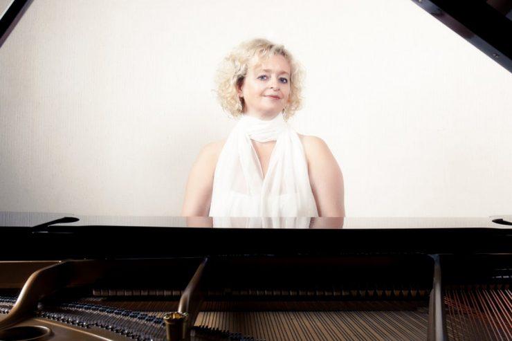 Klassisk konsert med Alice Holmen