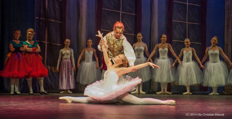 Ballettskolen klar med nye kurs
