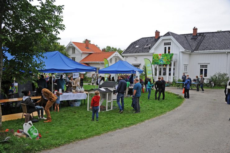 Grønn og mangfoldig festival