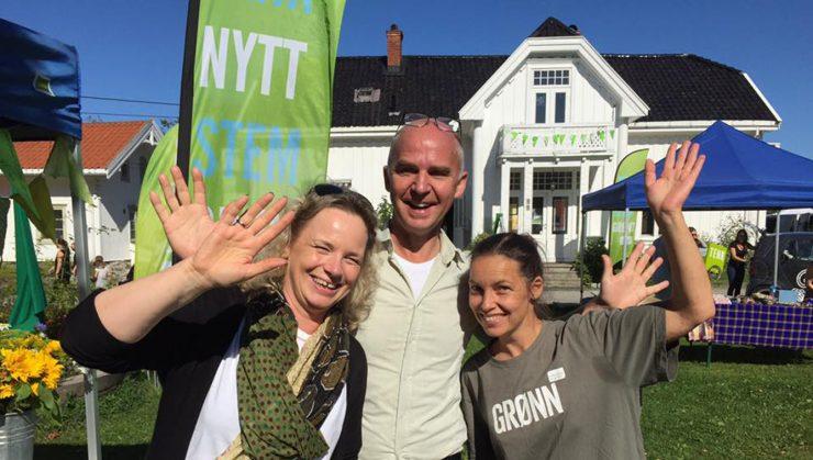 Grønn Festival på gang igjen