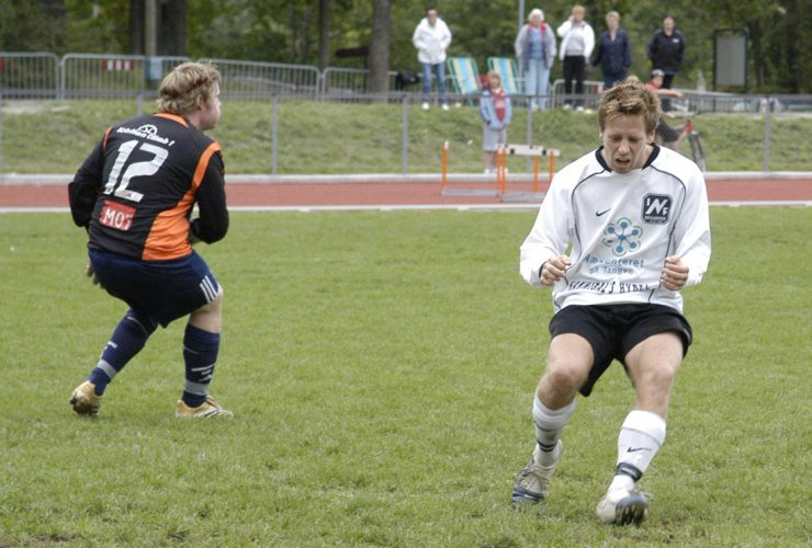 Ny NM kamp for NIF-erne