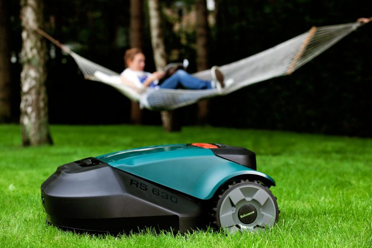 Robomow auto gressklipper