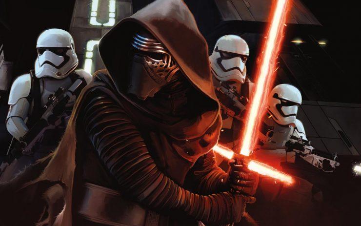 «Star Wars» og «Knøttene»